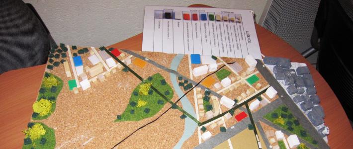 Ateliers «ville verte» de sensibilisation aux éco-quartiers