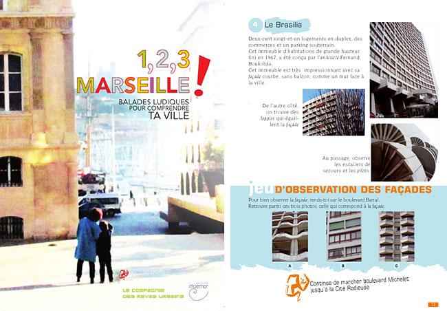 1, 2, 3 Marseille ! Un livre pour comprendre la Ville