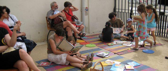 Développer des actions dans l'espace public