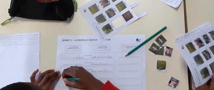 Consultation des élèves pour améliorer leur école